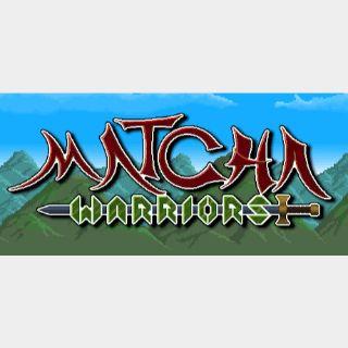 Matcha Warriors STEAM Key GLOBAL
