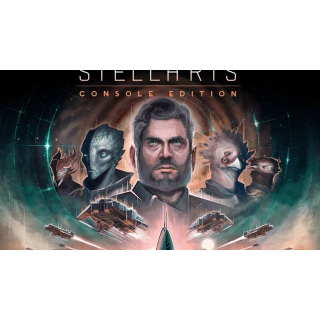 Stellaris: Console Edition PS4  EUROPE & AUSTRALIA Region