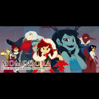 Momodora: Reverie Under The Moonlight SWITCH US Region