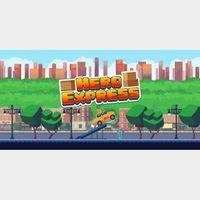 Hero Express PS4 US Region