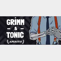 Grimm & Tonic: Aperitif STEAM Key GLOBAL
