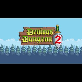 Devious Dungeon 2 SWITCH US Region