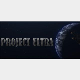 Project Ultra STEAM Key GLOBAL