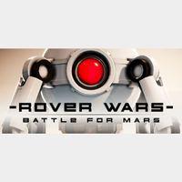 Rover Wars STEAM Key GLOBAL