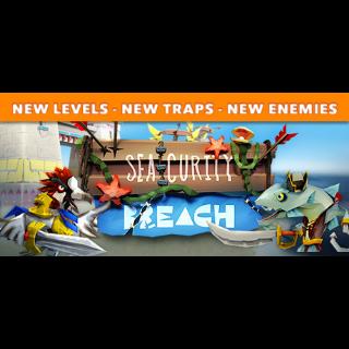 Seacurity Breach STEAM Key GLOBAL