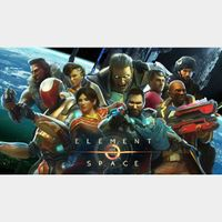 Element Space PS4 US Region