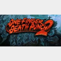 One Finger Death Punch 2 STEAM Global