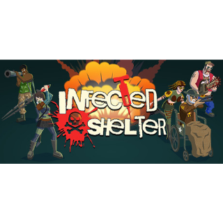 Infected Shelter STEAM Key GLOBAL