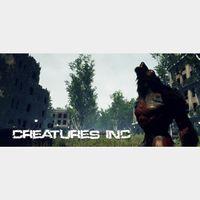 Creatures Inc STEAM Key GLOBAL
