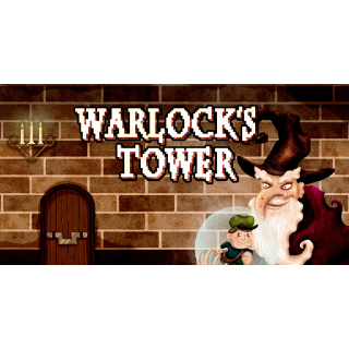 Warlock's Tower PS4 EUROPE Region