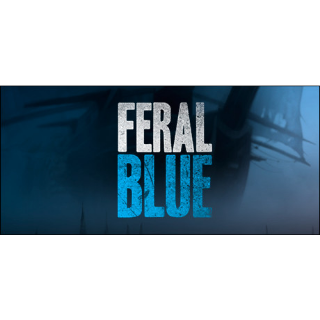 Feral Blue STEAM Key GLOBAL