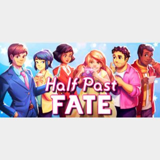 Half Past Fate STEAM Key GLOBAL