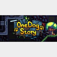 One Dog Story STEAM Key GLOBAL