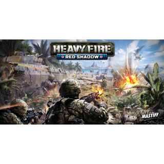 Heavy Fire: Red Shadow PS4 US Region