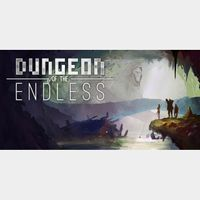 Dungeon of the Endless PS4 US Region