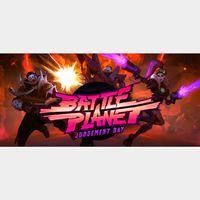 Battle Planet - Judgement Day STEAM Key GLOBAL