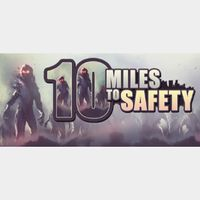 10 Miles To Safety STEAM Key GLOBAL