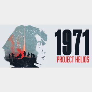 1971 PROJECT HELIOS STEAM Key GLOBAL