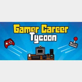 Gamer Career Tycoon STEAM Key GLOBAL