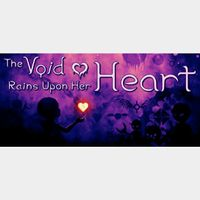 The Void Rains Upon Her Heart STEAM Key GLOBAL