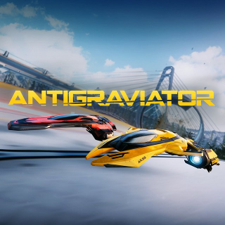 Antigraviator PS4 US Region