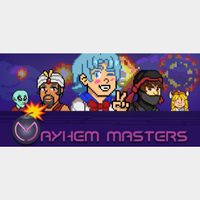 Mayhem Masters STEAM Key GLOBAL