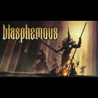 Blasphemous GOG Key GLOBAL