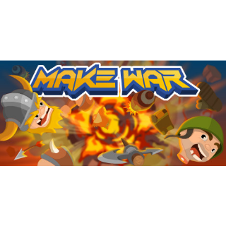 Make War STEAM Key GLOBAL