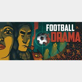Football Drama STEAM Key GLOBAL