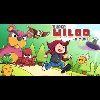 Super Wiloo Demake PS4 US Region