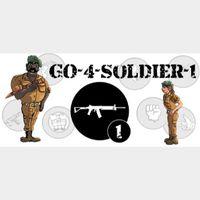 GO-4-Soldier-1 STEAM Key GLOBAL