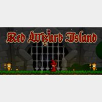 Red Wizard Island STEAM Key GLOBAL