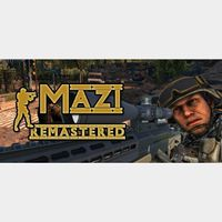 Mazi - Remastered STEAM Key GLOBAL