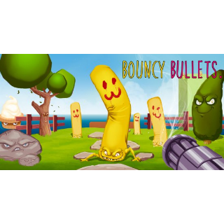 Bouncy Bullets PS4 EUROPE Region