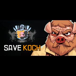 Save Koch STEAM Key GLOBAL