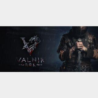 Valnir Rok Survival RPG STEAM Key GLOBAL