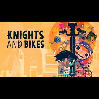 Knights and Bikes GOG Key GLOBAL