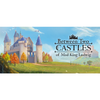 Between Two Castles - Digital Edition STEAM Key GLOBAL