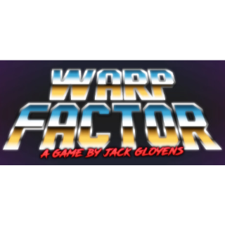 Warp Factor STEAM Key GLOBAL