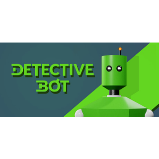 Detective Bot STEAM Key GLOBAL
