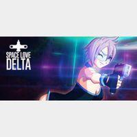 Space Love Delta STEAM Key GLOBAL