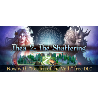 Thea 2: The Shattering STEAM Key GLOBAL