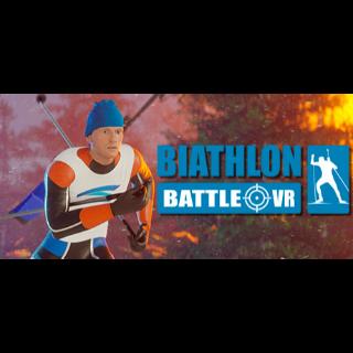 Biathlon Battle VR STEAM Key GLOBAL