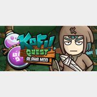 Kofi Quest: Alpha MOD STEAM Key GLOBAL