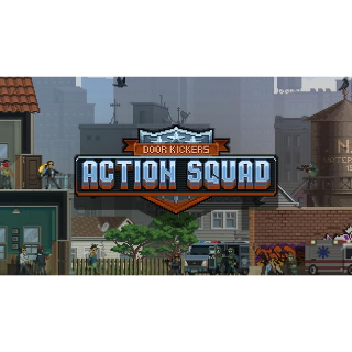 Door Kickers: Action Squad STEAM Key GLOBAL