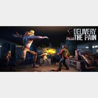 Delivery from the Pain STEAM Key GLOBAL