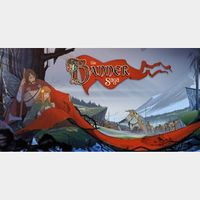 The Banner Saga PS4 EUROPE & AUSTRALIA Region
