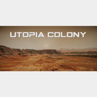 Utopia Colony STEAM Key GLOBAL
