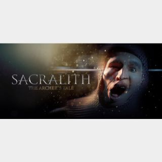 SACRALITH : The Archer`s Tale VR PS4 EUROPE Region