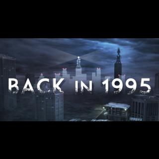 Back in 1995 PS4 US Region